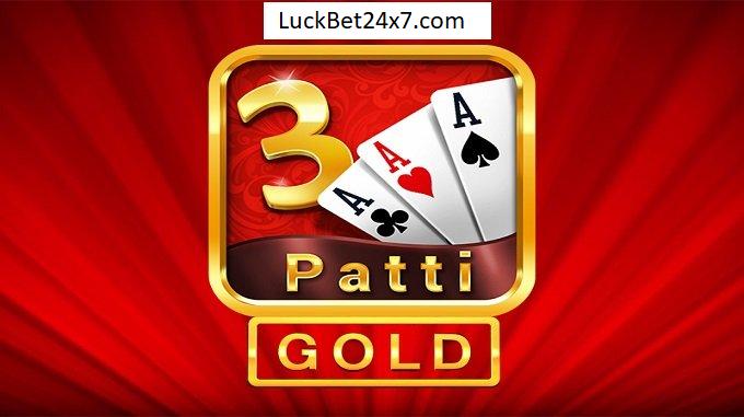 Teen Patti gold game