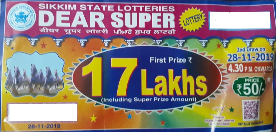 Sikkim Lotteries